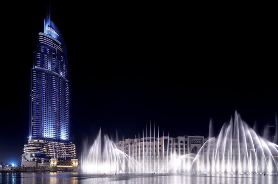 The address downtown dubai united arab emirates hotel for List of hotels in dubai with contact details