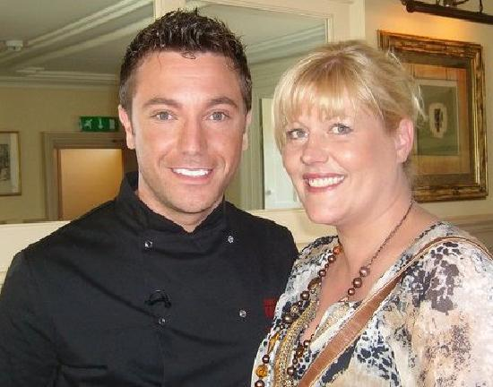 the boss with gino d 39 acampo tv chef picture of foresters. Black Bedroom Furniture Sets. Home Design Ideas
