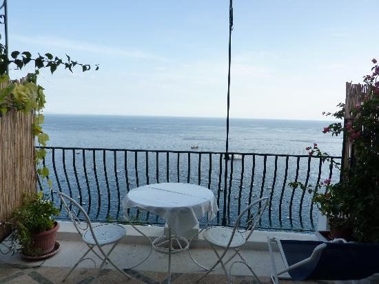 Pensione Maria Luisa - Amalfi Coast: The view is simply magical!