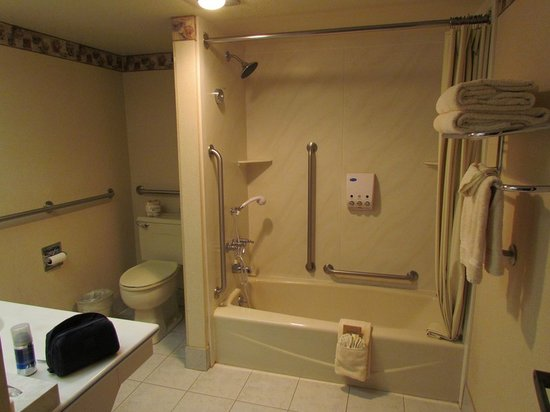 Embarcadero Inn : Bathroom