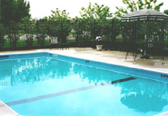 BEST WESTERN Crossroads Inn: Pool