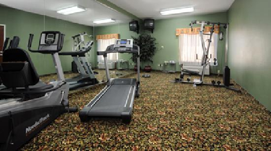 BEST WESTERN Crossroads Inn: Fitness Center
