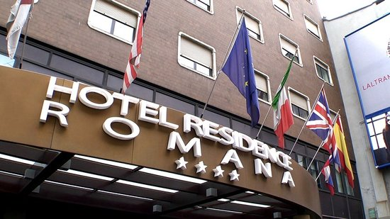 Hotel Romana Residence