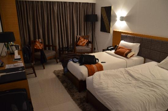 Hotel Suba International: Peanut Butter Chic
