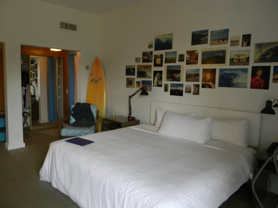 Postcard Inn on the Beach: Room at PCI