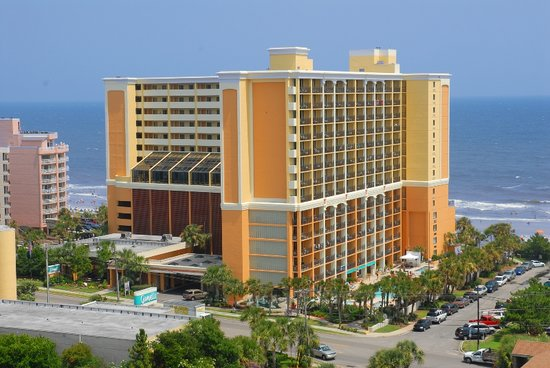 The Caravelle Resort (main building)