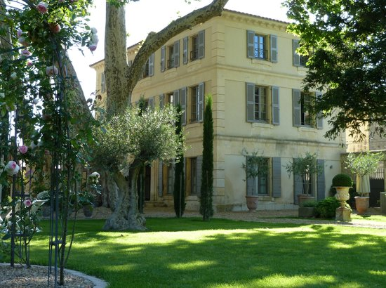 La Bastide de Boulbon