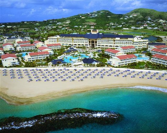Frigate Bay, St. Kitts: St. Kitts Marriott Resort & The Royal Beach Casino