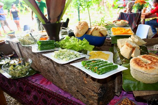 Five Senses: Special buffets for events