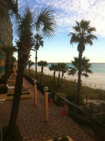 Days Inn Panama City Beach/Ocean Front: view