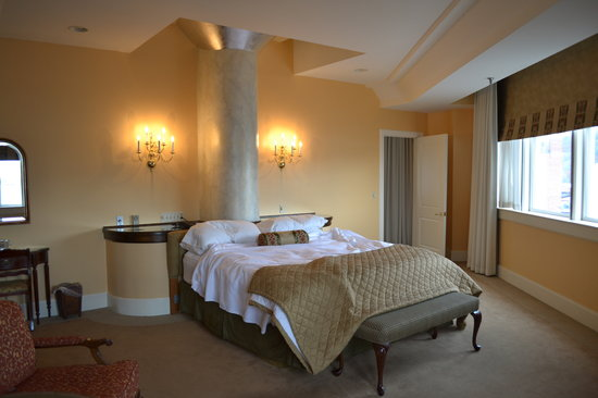 Huge Room Very Nice To Relax In Picture Of Haywood Park Hotel Asheville Tripadvisor
