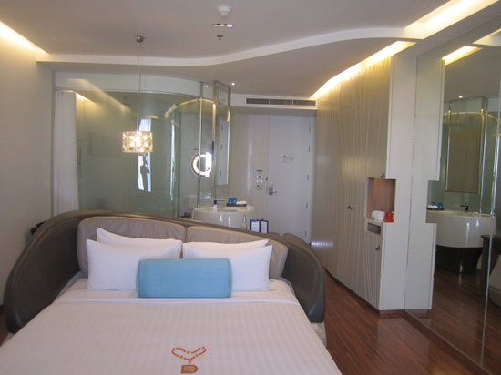 Dusit D2 Baraquda Pattaya Hotel: Room