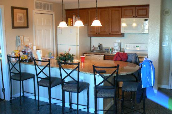Fully appointed kitchen picture of westgate palace for Ana s kitchen orlando