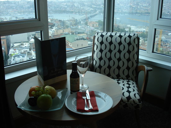 The Marmara Pera Hotel: what more do you need?