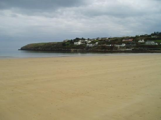Ardmore Beach with Tide out