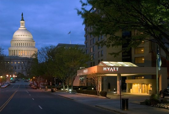 ‪Hyatt Regency Washington on Capitol Hill‬