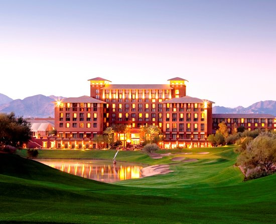 Westin Kierland Resort and Spa: Golf Course View