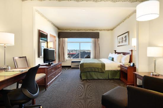 Wingate by Wyndham Calgary: Deluxe King Suite