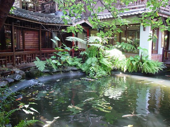Taichung bed and breakfasts