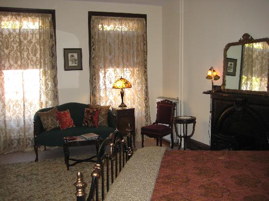 The Times House: view of room from entrance