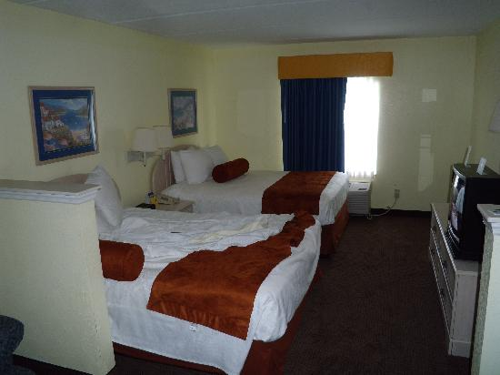 BEST WESTERN Airport Inn & Suites: Nice room