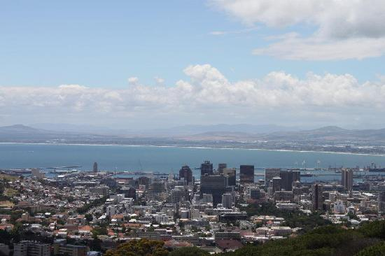 Cape Grace : view from table mountain