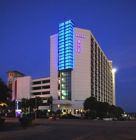 Hotel Blue