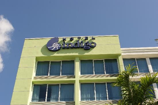 Hotel Indigo Miami Dadeland: logo