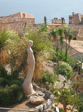 At the jardin exotique picture of le jardin exotique d - Jardin exotique d eze ...