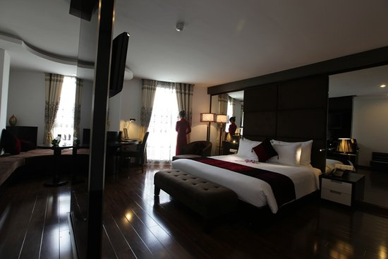 Hanoi Elegance Diamond Hotel: Hanoi Elegance Diamond - Executive suite