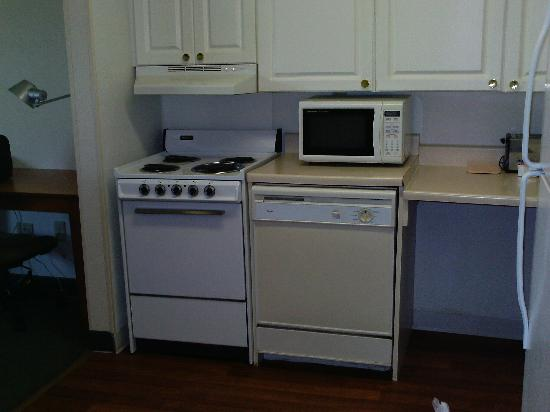 Extended Stay America - Corpus Christi - Staples: Kitchen