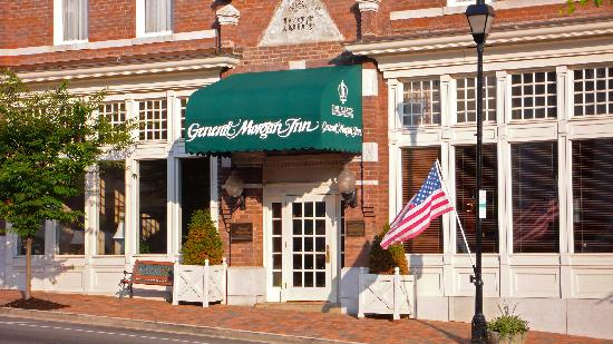 The General Morgan Inn: In the Heart of the Historic District