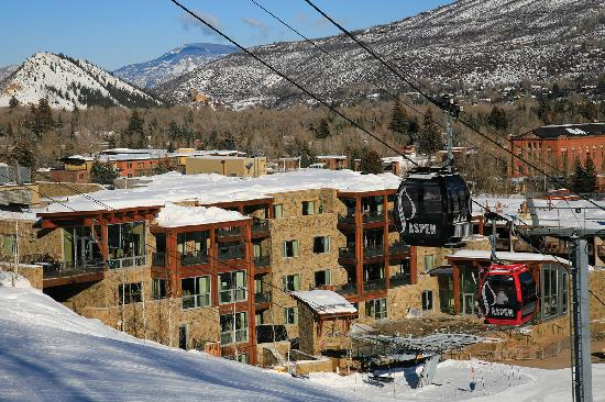 Ski-in, ski-out at the Residences at The Little Nell