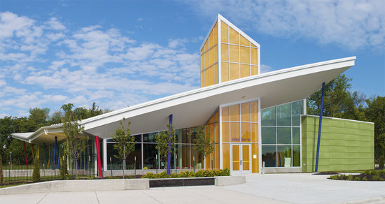 Topeka, KS: Kansas Children's Discovery Center