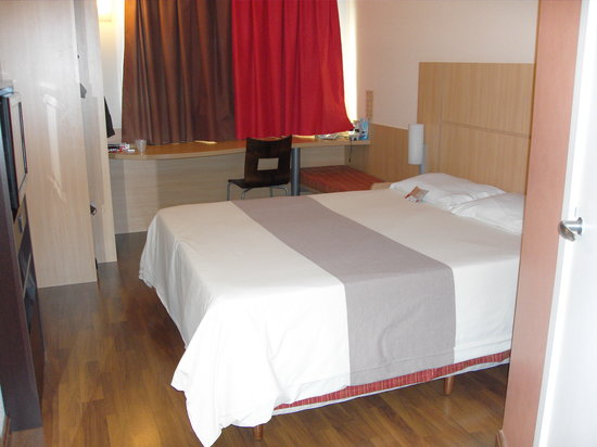 Hotel Ibis Florianopolis: Quarto