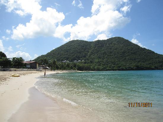 Photos of Reduit Beach, St. Lucia
