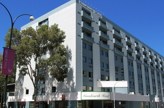 Goodearth Hotel Perth Exterior