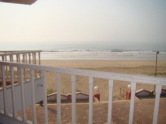 Sugati Beach Resort: view from room
