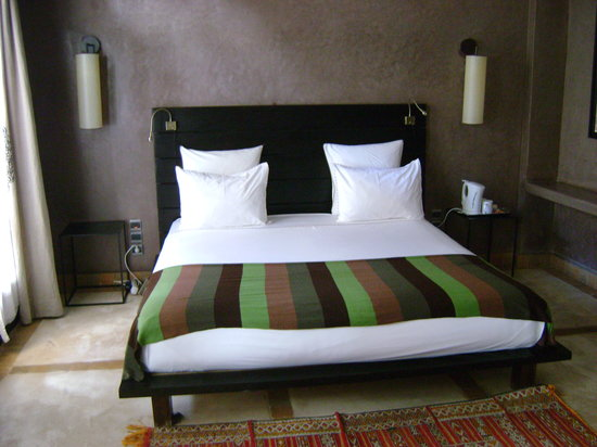 Riad Akka: favourite room