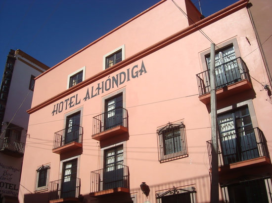 Hotel Alhondiga