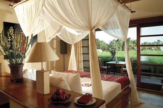 Komaneka at Monkey Forest: Deluxe Room