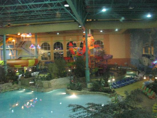 KeyLime Cove Water Park Resort: water park