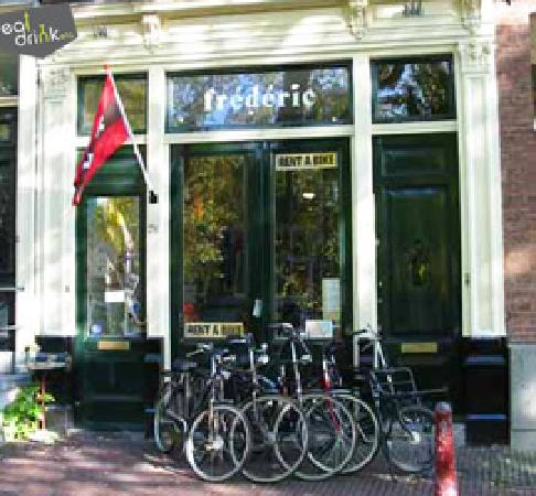 Frederic Rent a Bike - Rooms, apartments and houseboats