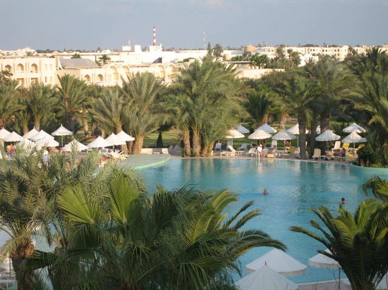 Hotel Riu Palace Royal Garden: View from room