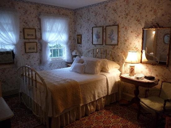 Stockbridge Country Inn: Notre chambre