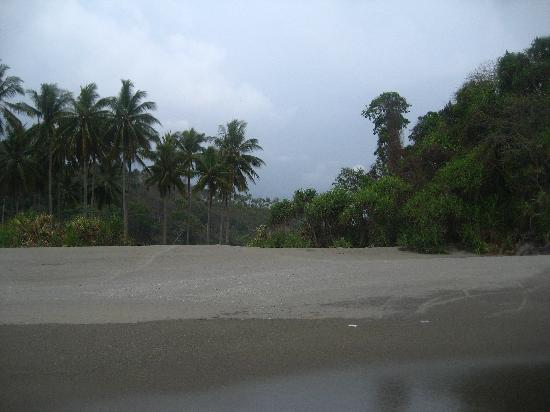 Pelabuhan Ratu, Indonesia: Beach2