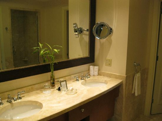 Ritz-Carlton Boston Common: Bathroom in Suite