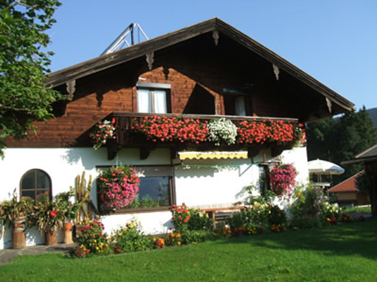 Inzell, เยอรมนี: Pension Dufter