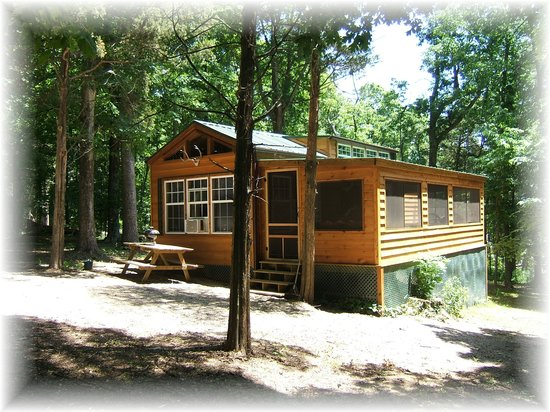 ‪Rim Rock's Dogwood Cabins‬