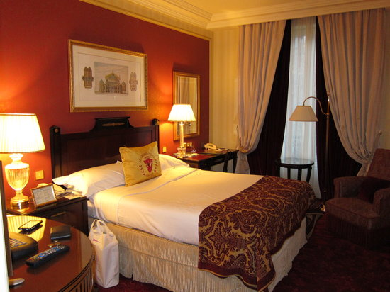 InterContinental Paris Le Grand: Room 2216